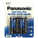 Panasonic C Batteries 2-Pack - click to view